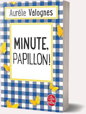 Minute Papillon - Livre de Poche